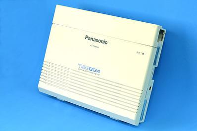 PLANTA TELEFONICA  PANASONIC KX-TEM824